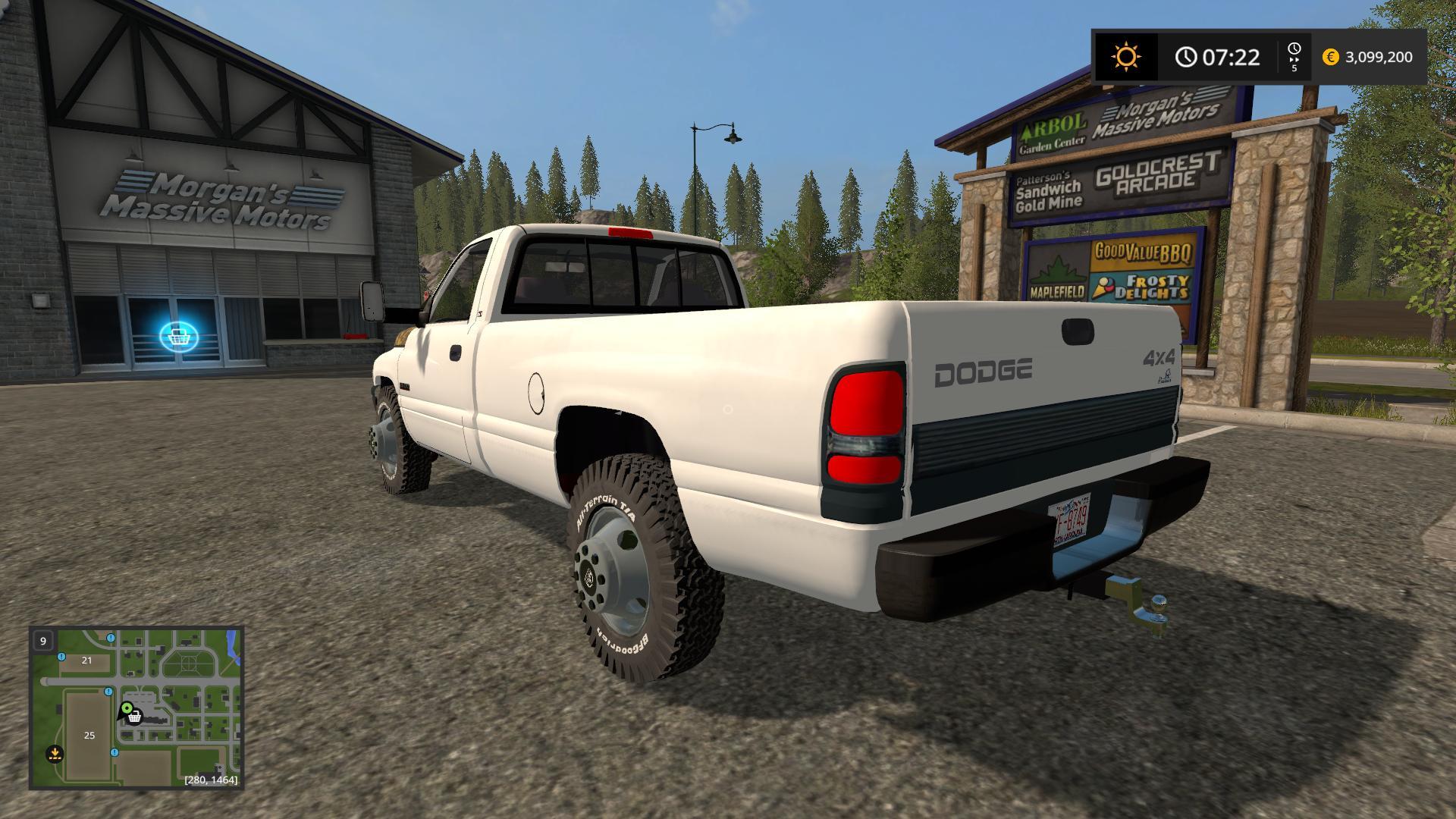 1994 Dodge Ram 2500 Second Gen Cummins V1 0