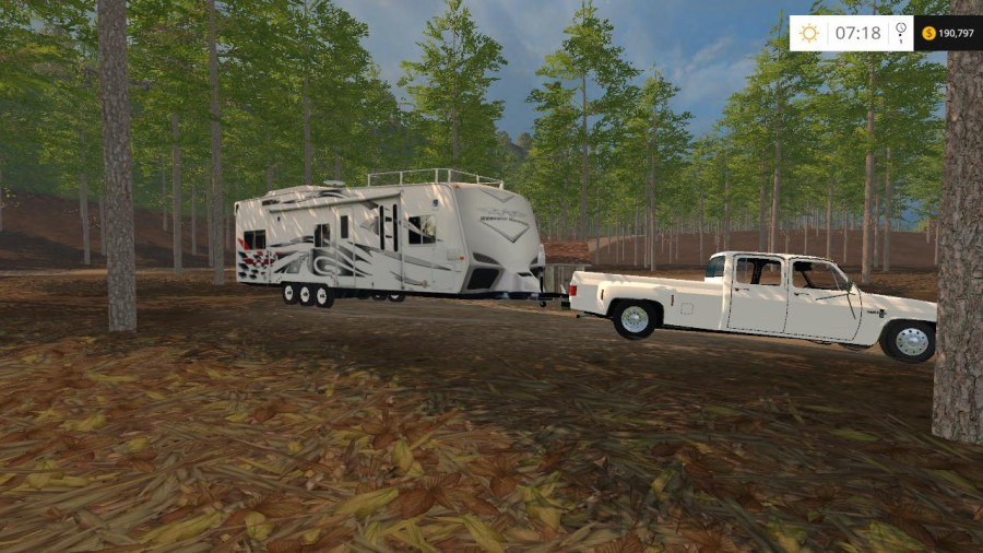 2008 Weekend Warrior Toy Hauler Repaired v 1 0 mod for