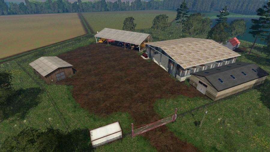 Emerald Coast USA Map v1 0 mod for Farming Simulator 2015