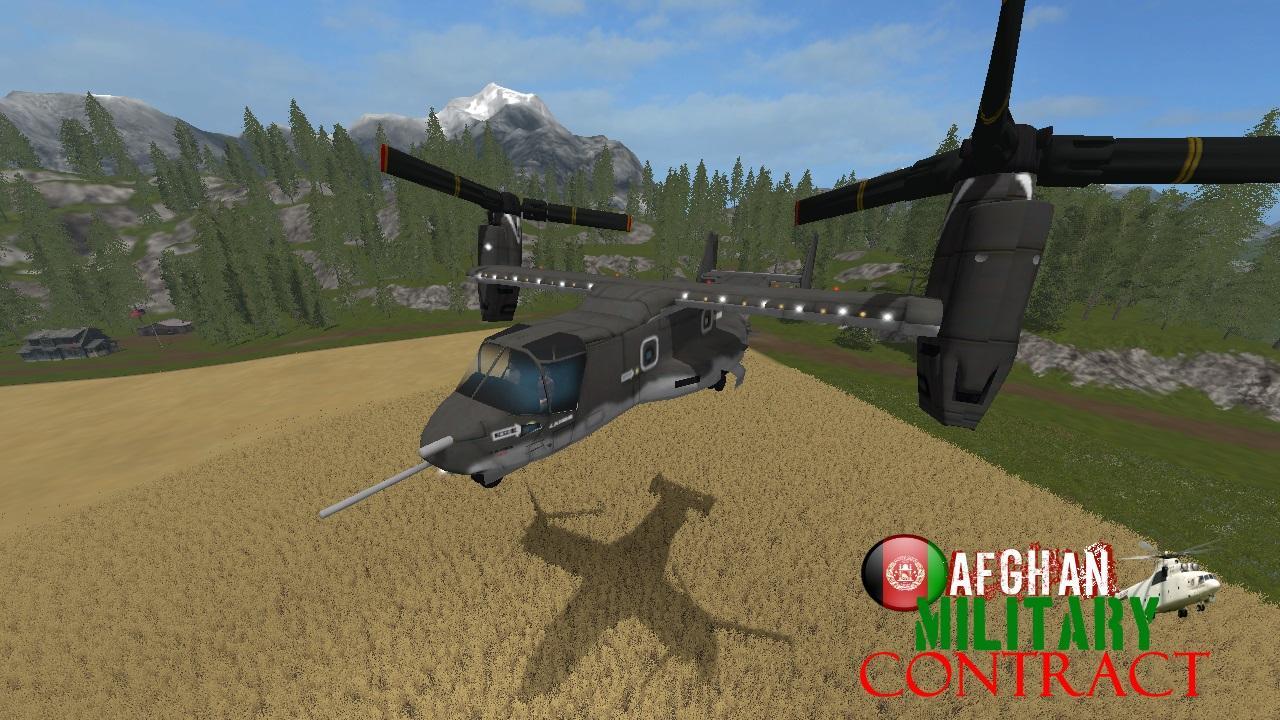Boeing V-22 Osprey Mod by LAMBO v1 0