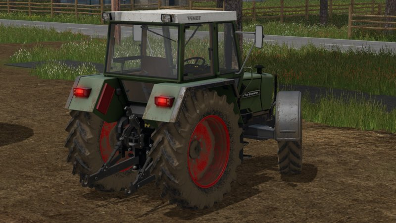 Dachluke 2 x YOU.S Gasfeder für FENDT Farmer 307 308 309