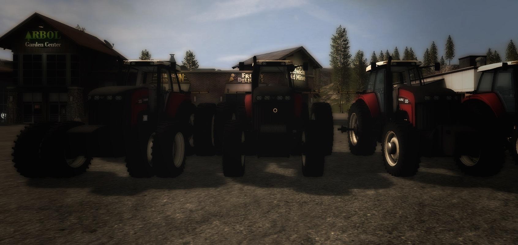 FS17 Versatile Series Tractor v1 0