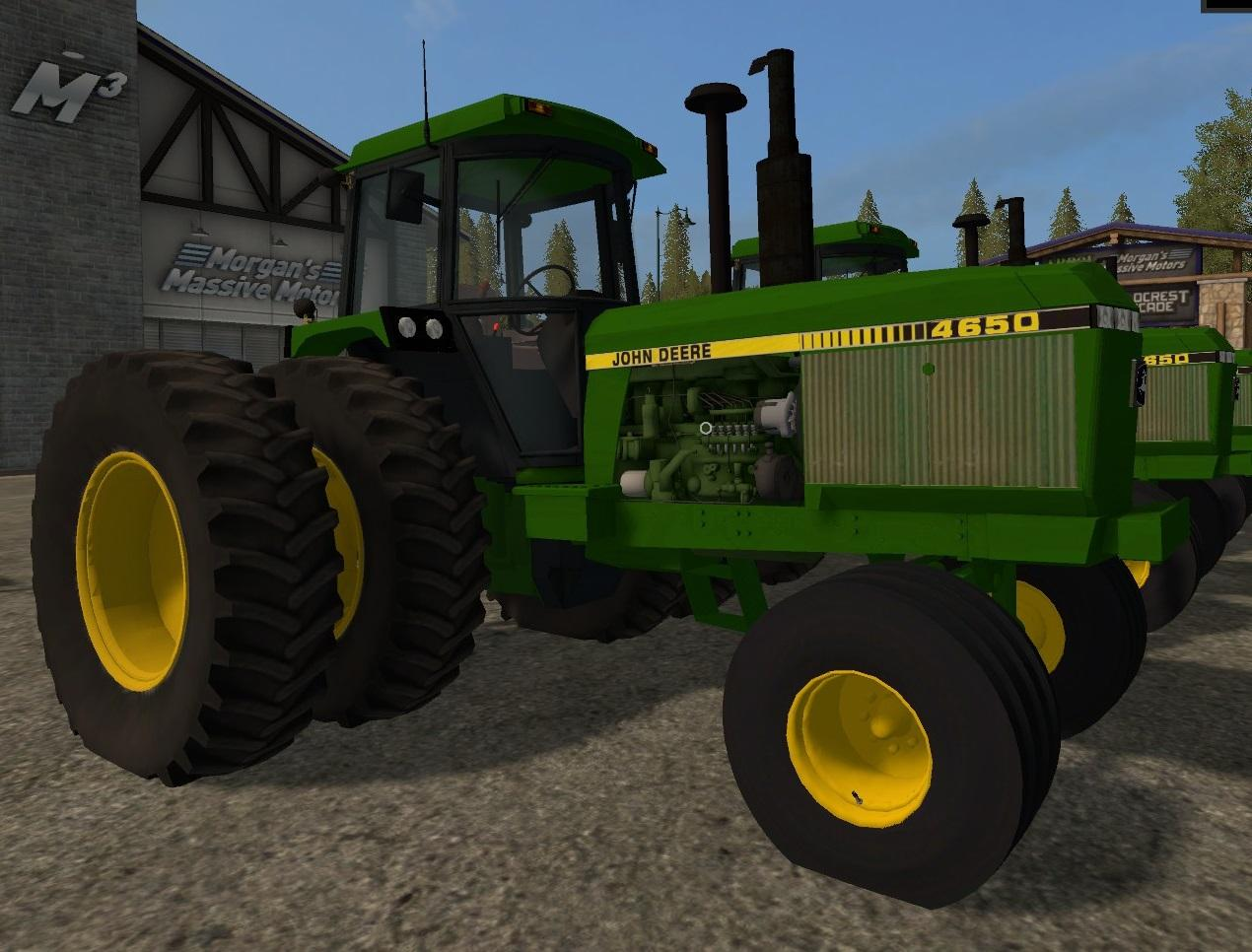 OLD IRON JD Series 2WD v1 0 0