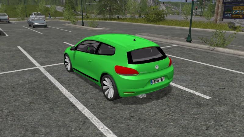 Volkswagen Scirocco V1.0