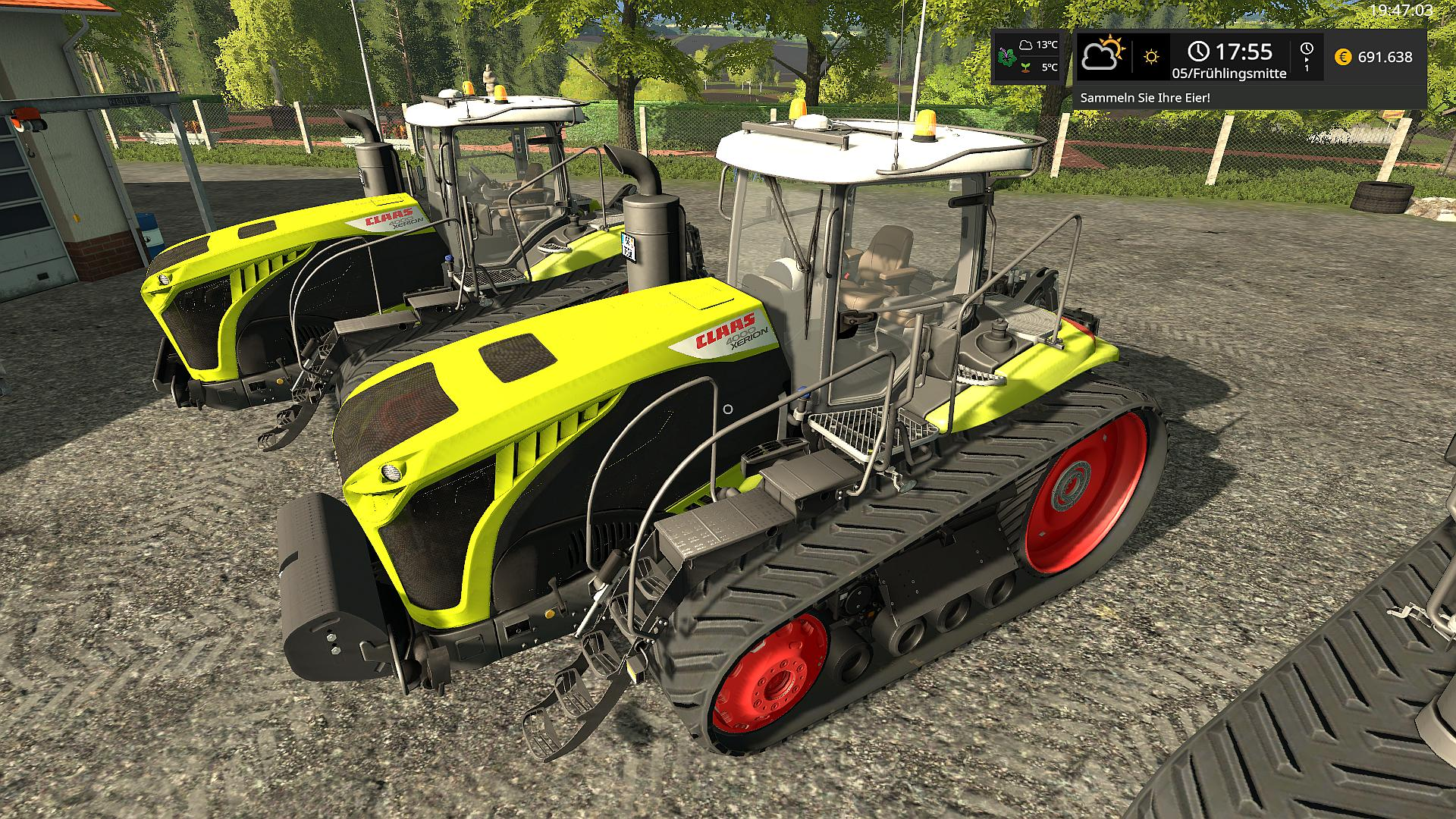 Claas Xerion TT *FIXED VERSION* V1.1.0.0