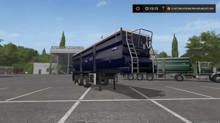 FS17 Harvesters, Trucks, Trailers, Headers Pack v4 0