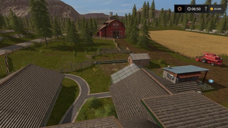 GoldCrest Valley Map v2 0