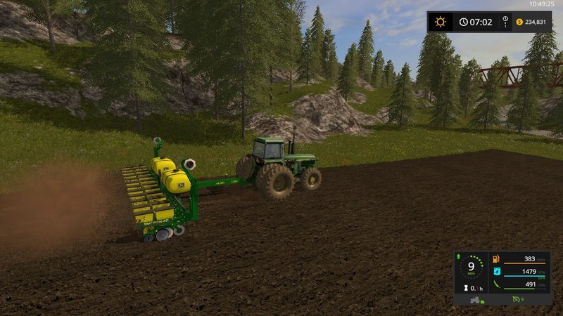 John Deere 1760 12 Row Planter V1 0