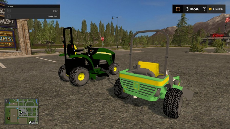 john deere 3520 and zero turn v1 0