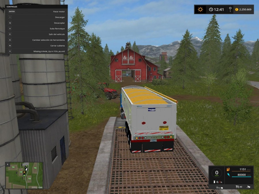 Camiones Heavy Vehicles together with Mods Fs15 V1 Ls 2015 together with Aluminum End Dump Trailers in addition 18471 Pristine1950 allis chalmers model b custom one of a kind also Sterling Trucks 3. on mac semi dump trailers
