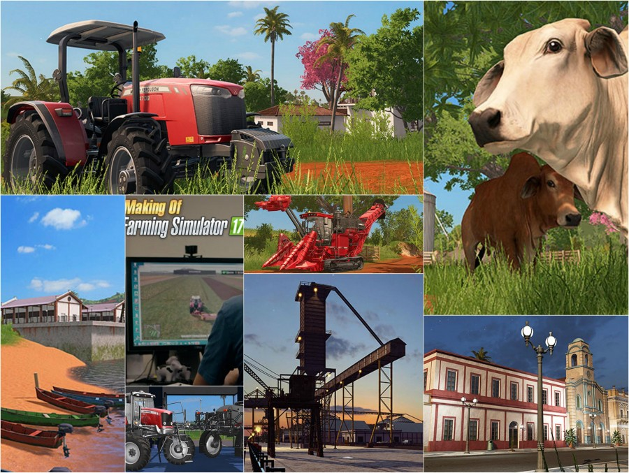 Farming Simulator 17 Platinum Add-On v 1 0