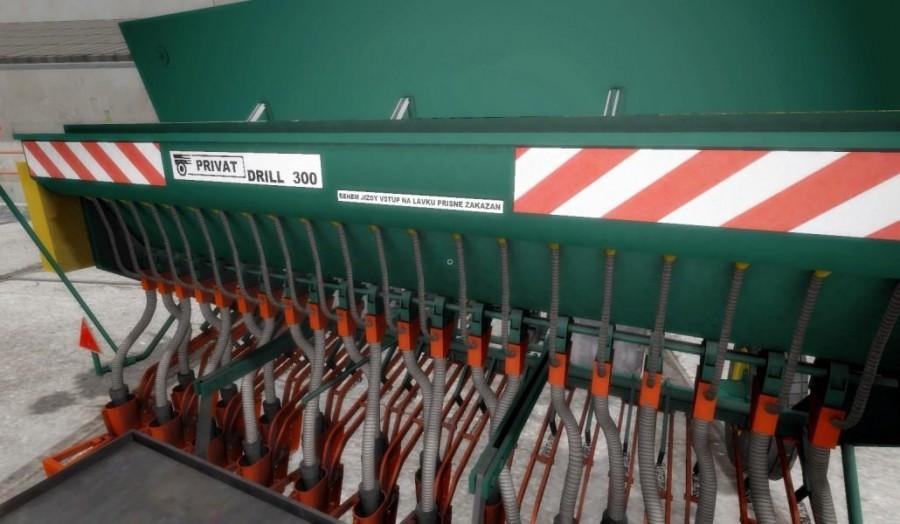 Privat Drill 300 (SE1-055) BETA