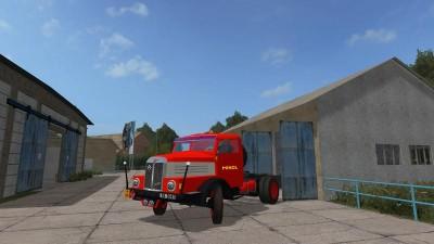 IFA S 4000 truck FS17 Minol v1 0