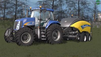 New Holland TG 285 v1 1